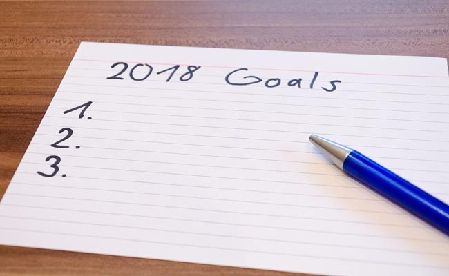 Popular New Year's Resolutions People Break