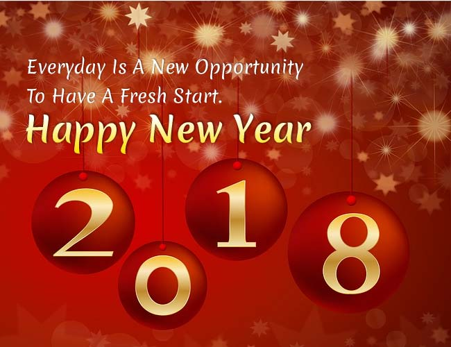 Happy new year 2018 wishes wishes sms images and whatsapp new year sms greetings m4hsunfo