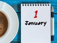 Happy New Year 2018: जानिए क्यों 1 जनवरी को ही मनाते हैं नया साल