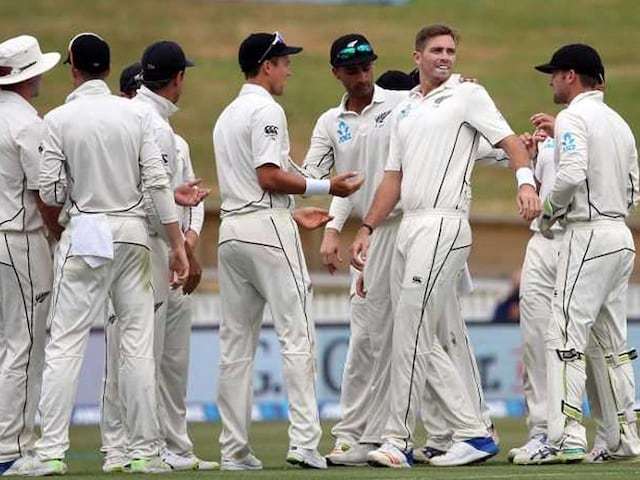 2nd Test: Tim Southee, Trent Boult Dominate For New Zealand As West Indies Stutter