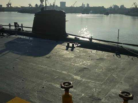 INS Kalvari best example of \'Make in India\', says PM Modi as submarine joins Navy