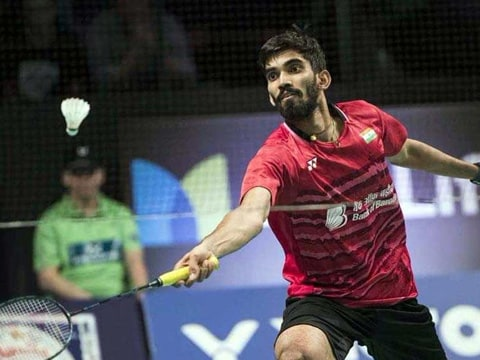 Dubai World Superseries Finals 2017: Kidambi Srikanth loses his second match 18-21, 18-21 to Chinese Taipei\'s Chou Tien Chen