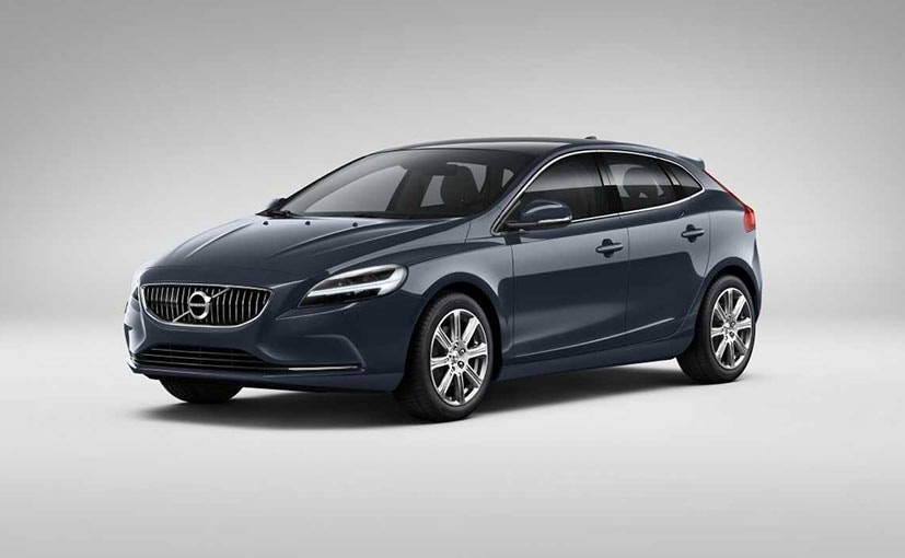 next generation volvo v40 will be all electric ndtv carandbike. Black Bedroom Furniture Sets. Home Design Ideas