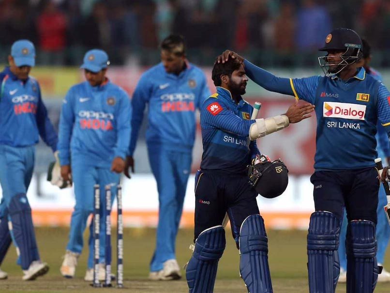 India vs Sri Lanka: Visitors Draw First Blood, Beat Hosts By 7 Wickets In Opening ODI