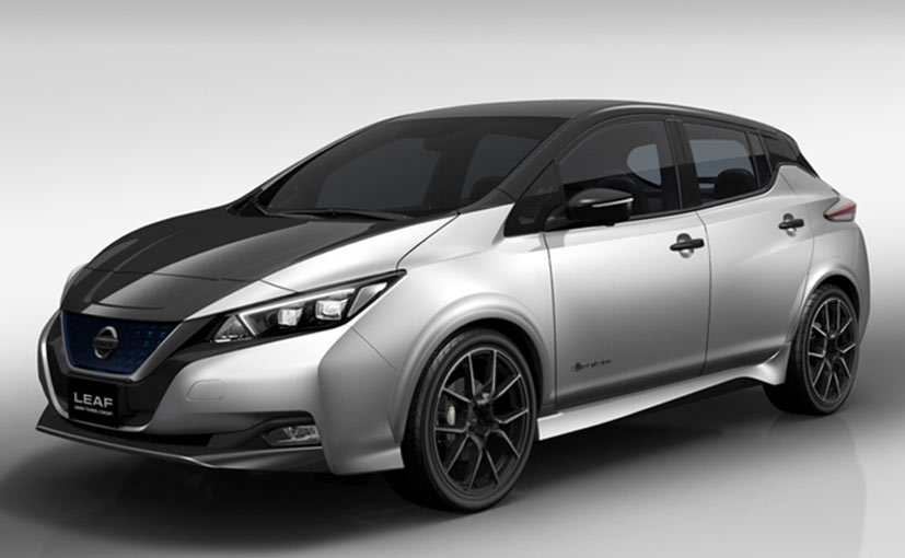 Nissan Leaf Grand Touring Concept Unveiled Ahead Of 2018 Tokyo Auto Salon Debut