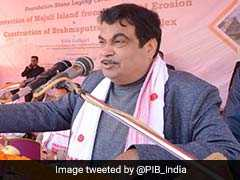 """Nitin Gadkari Waiting For Hung Lok Sabha"": Sena Leader's Loaded Remark"