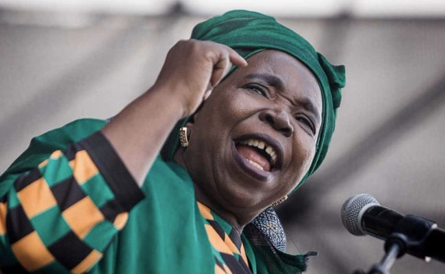 'Enigmatic' Ex-Wife Of South Africa's Jacob Zuma Vies For Power