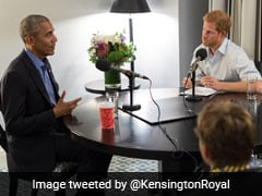 In Interview With Prince Harry, Obama Says Leaders Shouldn't Use Social Media To Divide