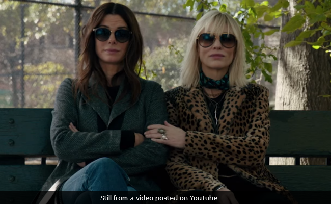 Ocean's 8 Trailer: From Sandra Bullock And Anne Hathaway To Rihanna, Be Ready For An All-Star Criminal Crew
