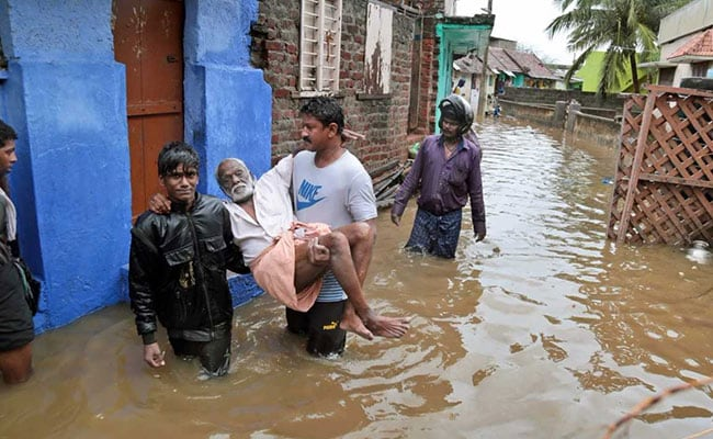 Cyclone Ockhi: Tamil Nadu Government Offers Rs 41 Lakh Relief For Damaged Houses