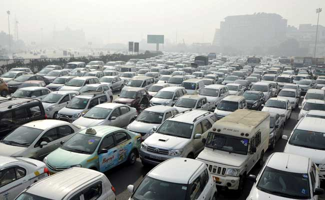 the odd-even road rationing scheme will be implemented in Delhi from November 4 to15.