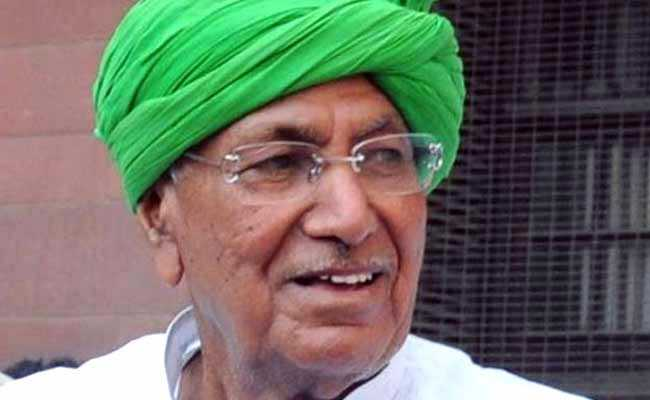 OP Chautala's Assets Worth 3.68 Crores Attached In Money Laundering Case