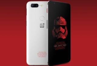 OnePlus 5T Star Wars Limited Edition 14 दिसंबर को होगा लॉन्च