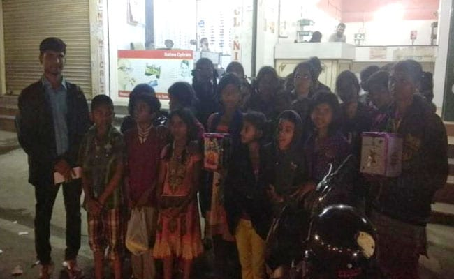 Children From Orphanage In Hyderabad Found Begging On Street, Case Filed