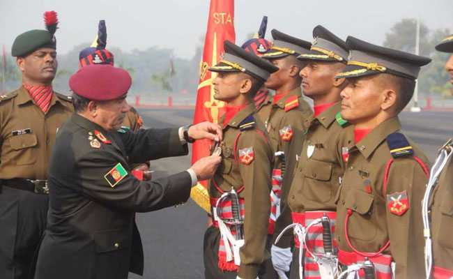 ota gaya passing out parade