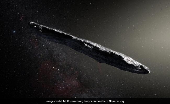 This Visitor From Beyond Our Solar System Will Be Probed For Signs Of Life
