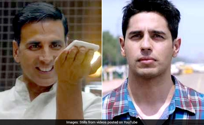 Akshay Kumar On PadMan And Aiyaary: There Is No Box Office Clash