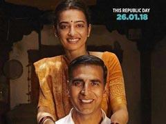 'पैडमैन' का एक और पोस्टर हुआ रिलीज, अक्षय के साथ देसी अंदाज में राधिका आप्टे