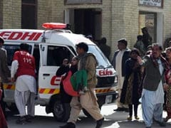 At Least Eight Killed In Suicide Attack On Pakistan Church