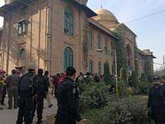 12 Killed As Taliban Disguised In <i>Burqas</i> Attack Agriculture Training Institute In Peshawar, Pakistan