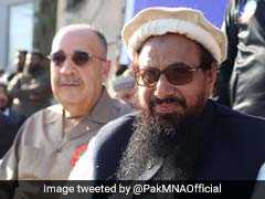 Palestine Envoy Shares Stage With Hafiz Saeed In Pak, India Says Will Take Up Strongly