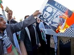Kuwaitis Hold Rare Protest To Denounce President Trump's Jerusalem Move
