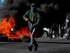 1 Dead, Scores Hurt In Palestinian 'Day Of Rage' Over Jerusalem