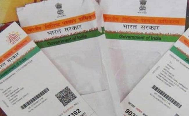 Aadhaar Data Safe, Not Being Sold, Says Information Technology Minister