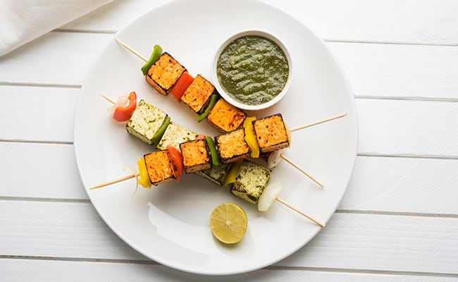 Watch: Give Your Paneer Snack A Minty Twist; Make Pudina Paneer Tikka With This Recipe Video