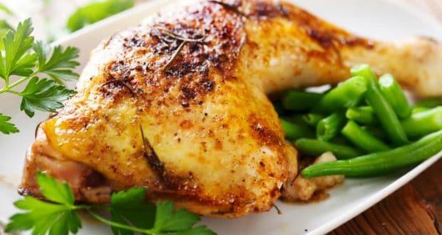 पैप्रिका रोस्ट चिकन