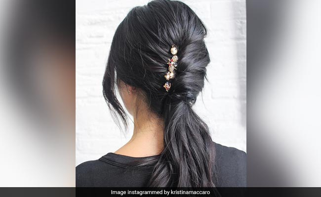 5 Easy Party Hairstyles That Only Take 5 Minutes