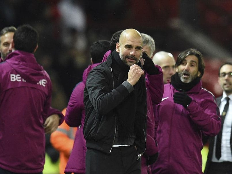 Premier League: Record-Breaker Pep Guardiola Relishes Tottenham Hotspur Test