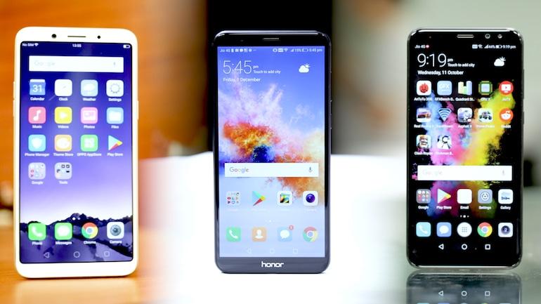बेहतरीन फुलव्यू डिस्प्ले स्मार्टफोन जिनकी कीमत है 20,000 रुपये से कम