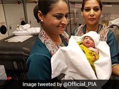 सऊदी से मुल्तान जा रहे पाकिस्तान की राष्ट्रीय एयरलाइन PIA में महिला ने दिया बच्ची को जन्म
