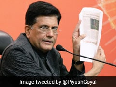 Indian Railways To Triple Its Freight Traffic By 2030, Says Piyush Goyal