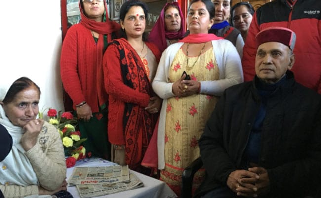 As BJP Sweeps Himachal, Defeat For Chief Ministerial Candidate PK Dhumal