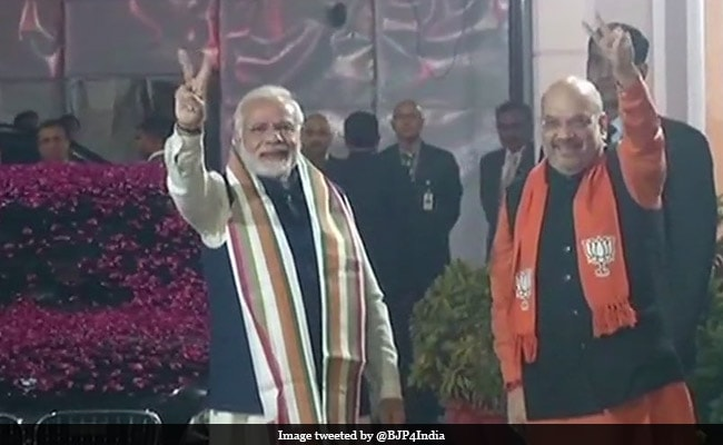 Gujarat's New BJP Government May Take Oath On December 25