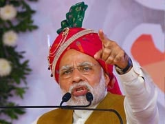 PM Modi Shares Laundry List Of Abuse By Congress