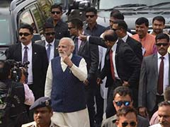 "Gujarat Has Voted; BJP Vs Opposition On PM Modi's ""Roadshow"": 10 Points"