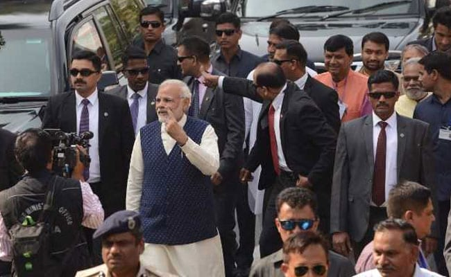 Gujarat Has Voted; BJP Vs Opposition On PM Modi's 'Roadshow': 10 Points