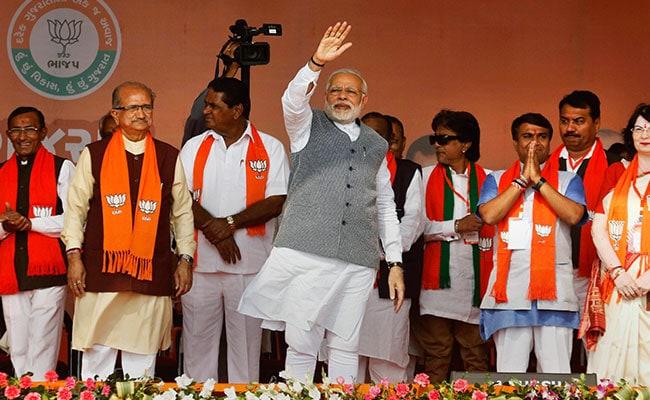 Gujarat Polls : मेहसाणा ने भाजपा को किया बेचैन, पीएम नरेंद्र मोदी के गृहनगर में भी असंतोष