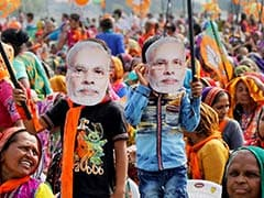 Gujarat Election Result LIVE: First Leads In. BJP Ahead In 15 Of 17 Seats