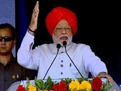 यूपी में कांग्रेस ने दशकों शासन किया फिर भी वहां निकाय चुनाव में सफाया हो गया, यही गुजरात में भी होगा : पीएम मोदी