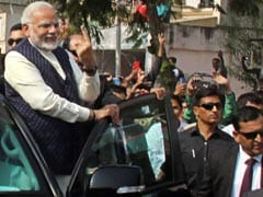 Congress Complains To Election Commission Over PM Modi's Roadshow