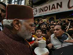 हिमाचल प्रदेश में पीएम मोदी ने यादें की ताजा, शिमला के माल रोड पर पी कॉफी और ली सेल्फी