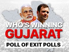 2017 Poll Of Exit Polls Live: BJP Wins Gujarat, Say Exit Polls