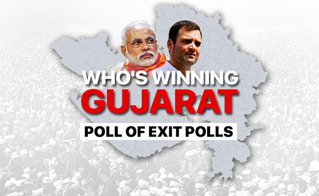 2017 Poll Of Exit Polls Live: BJP Wins Gujarat, Say Exit Polls
