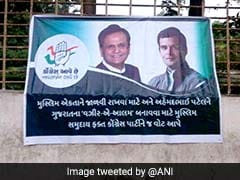 Congress vs BJP On Ahmed Patel Mystery Posters With A Communal Twist