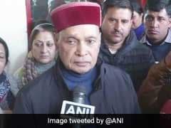 हिमाचल में BJP के सीएम उम्मीदवार प्रेम कुमार धूमल हारे, कही यह बात