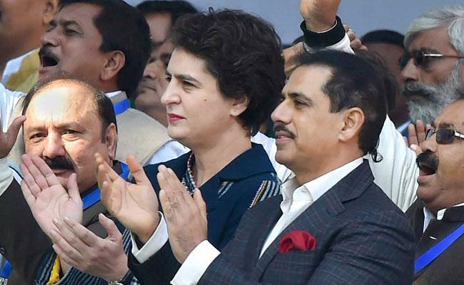Sonia Gandhi Will Contest From Rae Bareli, Not Me: Priyanka Vadra To NDTV
